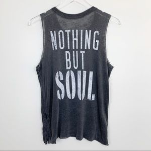 Chaser Tops - Chaser | James Brown Graphic Tank Top